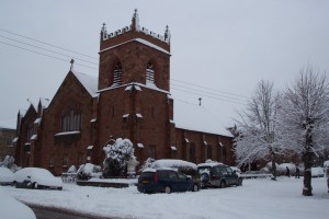 Winter Jordanhill Church